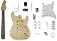 Everything Youve Always Wanted To Know About Diy Guitar Kits