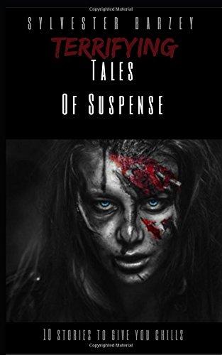 Books : Terrifying Tales Of Suspense