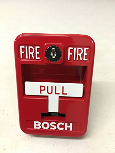 Bosch FMM-7045 - MULTIPLEX ADDRESSABLE PULL STATION - Addressable Smoke Detectors
