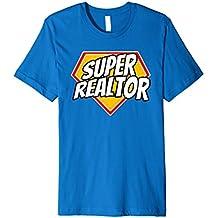 Funny Super Realtor Superhero Real Estate T-Shirt