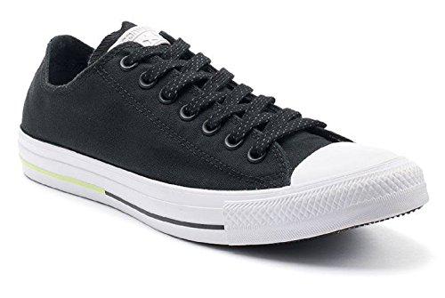 Volt All Converse Erwachsene OX Chuck Schwarz Weiß Star Sneaker Unisex Taylor qwwg1Ev
