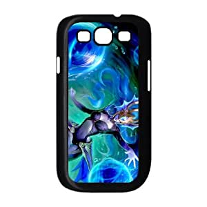 Samsung Galaxy S3 9300 Cell Phone Case Black Syndra league of legends 001 UN7155450