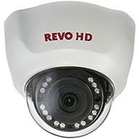 REVO America RCHD24-1 1080p HD Direct IP Indoor Dome Camera (White)