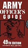 img - for Army Officer's Guide: 49th Edition by Keith E. Bonn (2002-07-01) book / textbook / text book