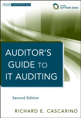Download Auditor's Guide to IT Auditing, + Software Demo (Wiley Corporate F&A) Pdf