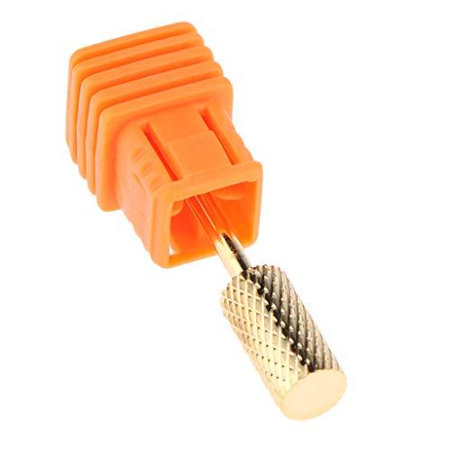 ジレンマイデオロギーバリーネイルドリルビット ネイルビット ネイルチップ 耐久性 ネイル道具 6スタイル選べ - C