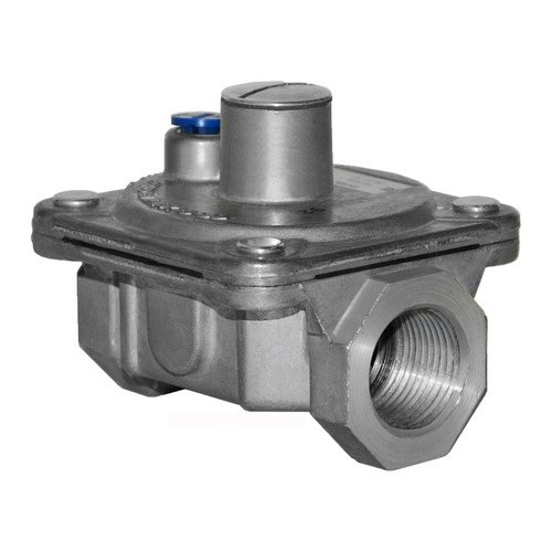 "Price comparison product image 1 / 2"" Poppet Style Gas Regulator w / Convertible Regulators & Vent Limiting Orifice (230, 000 BTU)"