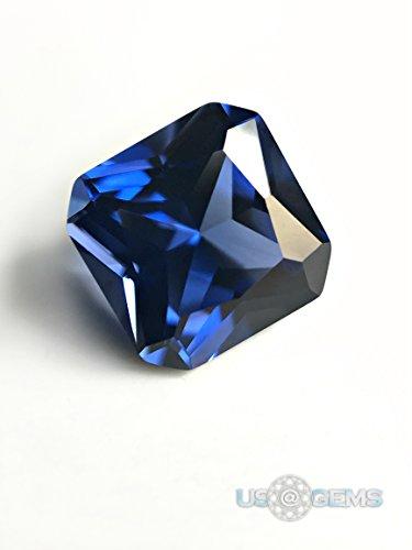 octagon glass gems - 7