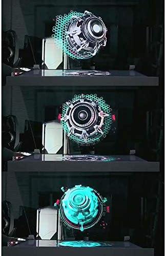 YAMEIJIA Holograma 3D Pantalla de Publicidad LED Ventilador Imagen ...