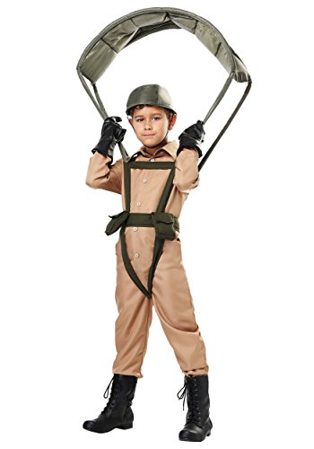 Child Paratrooper Costume X-Large