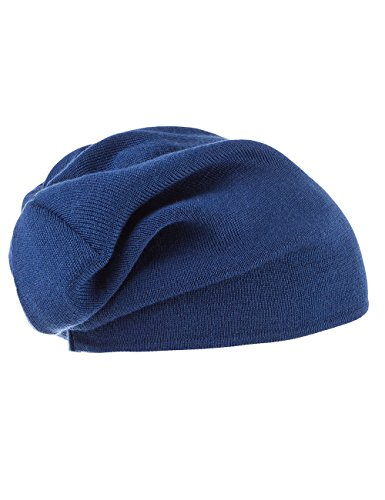 Azul CaPO Punto Cool de royal Gorro Adulto Beanie Wool Unisex 16 rrCq8