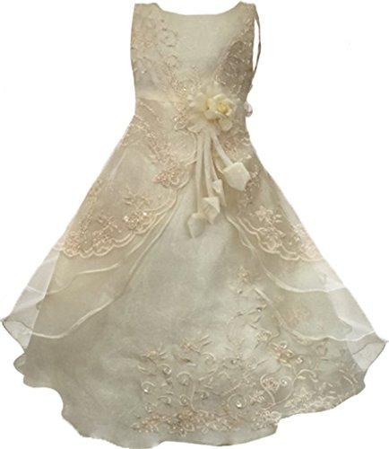 5t flower girl dress - 5