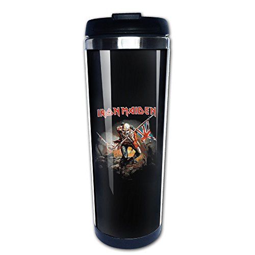 Iron Maiden The Trooper Album Travel Coffee Mugs Tea Mug (Iron Maiden Killers Poster compare prices)