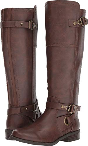 G by GUESS Women's Harvest Brown 5 M US M ()