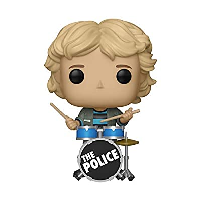 Funko Rocks: Pop! The Police Collectors Set - Sting, Andy Summers, Stewart Copeland: Toys & Games