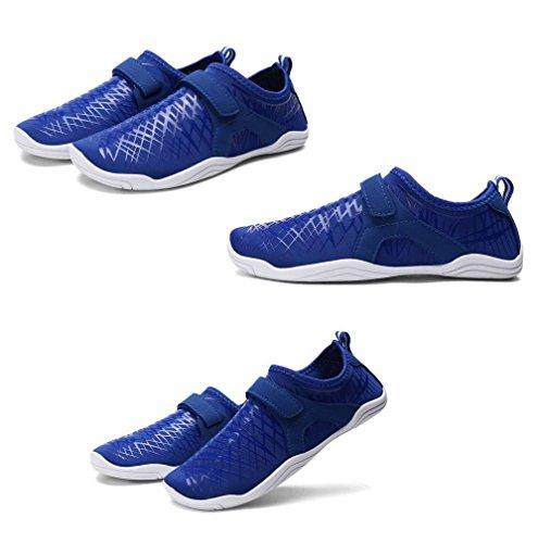 Extérieurs d'eau Rapid Bleu Chausson Séchage Nager Bigood Sport Chaussure Yoga Respirant pWUWzq