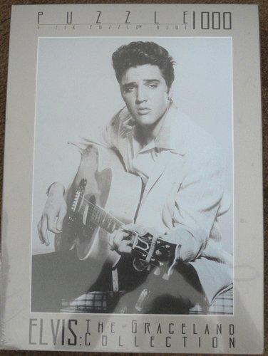 Elvis the Graceland Collection 1000 Piece 26.75