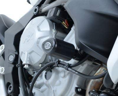800 Dragster 800 Rivale Aero style MV Agusta 675//800 Brutale R/&G Frame Slider