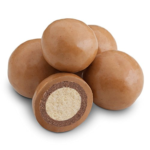 Milk Chocolate Peanut Butter Malted Balls TWO - 1LB packages