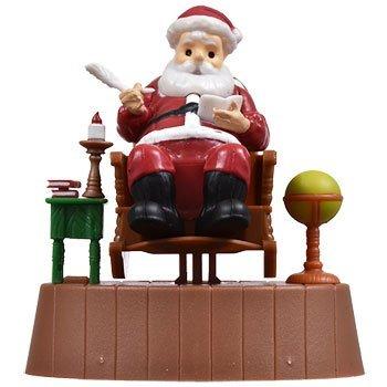 DDI Adorable Santa Papa Noel Never Ending Dancing Solar Powered Toy ~ No need batteries ~ Christmas 2016