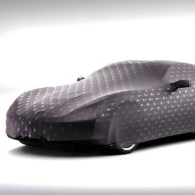 23142883 OEM 2014 2016 Corvette C7 Stingray Black Indoor Dust Car Cover By Gm ()