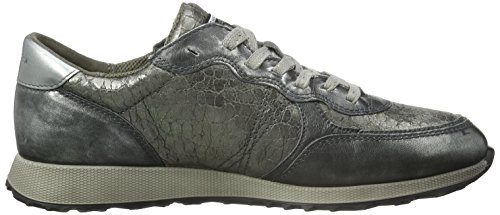 42 Ladies Baskets Femme Basses Alusilver50149 Sneak Weiß Grey Warm Ecco EU Gris Alusilver TfYOwUqYW