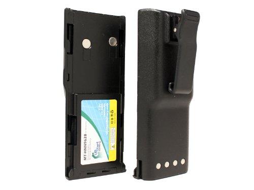 2x Pack - Motorola GP300 Battery - Replacement for Motorola