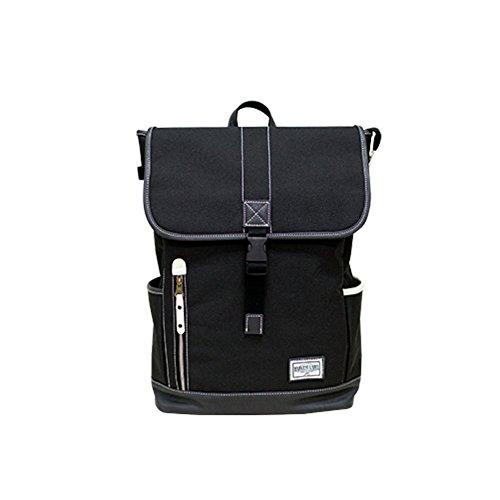 Harvest Label Connect Palette Commuter Backpack (Black) by Harvest Label