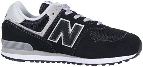 Balance noir Baskets Mixte Noir New grey Enfant 574v2 dqYxHdwp