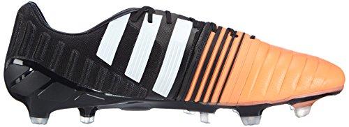adidas Nitrocharge 1 FG - Zapatillas de fútbol para hombre Negro (core black/ftwr white/flash orange s15)