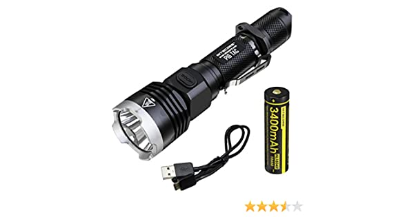 LED Keyring Torch with Batteries by Lighthouse L//H LEDMINI