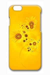 Case Cover For SamSung Galaxy S4 Mini 3D Fashion Print Drop Protection Case Cover For SamSung Galaxy S4 Mini Bright Yellow Sunflowers Scratch Resistant es