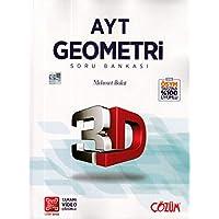 Çözüm 3D AYT Geometri Soru Bankası Yeni