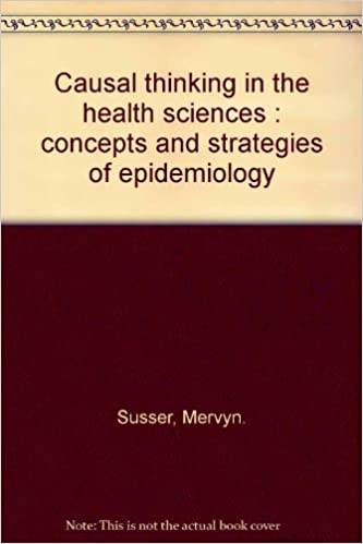 Livres manuels gratuits téléchargerCausal thinking in the health sciences : concepts and strategies of epidemiology 0192649159 ePub