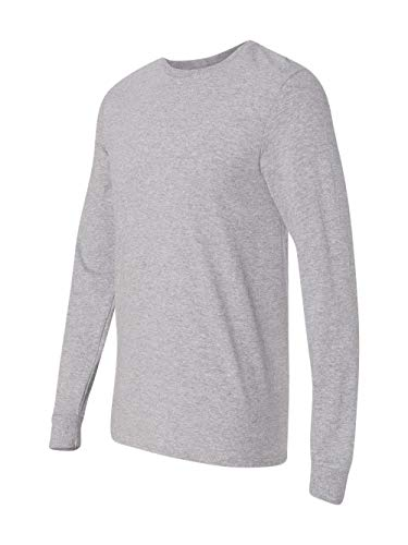 Fruit of the Loom Mens Jersey Long-Sleeve T-Shirt (SFLR) -Athletic H -M