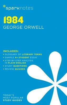 [(1984 by George Orwell)] [Author: Sparknotes] published on (February, 2014)