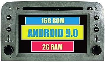 RoverOne Sistema Android Coche Radio GPS para Alfa Romeo 147 ...