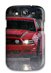 MEIMEIJeremy Myron Cervantes Galaxy S3 Well-designed Hard Case Cover Ford Mustang Car ProtectorMEIMEI