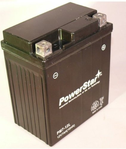 14L Bs Motorcycle Battery - 6
