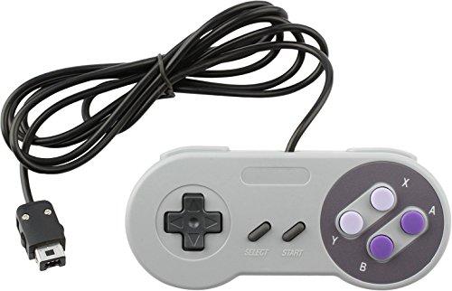 Wired Controller for Super Nintendo SNES Classic Mini Edition Console Purple