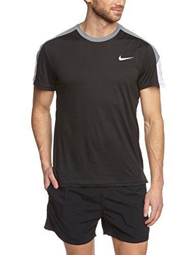 New Nike Men's Team Court Crew Shirt