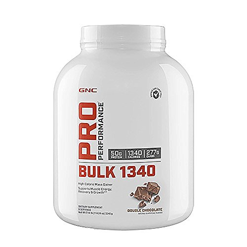 GNC Pro Performance Bulk 1340 Double Chocolate 7.14 lbs.