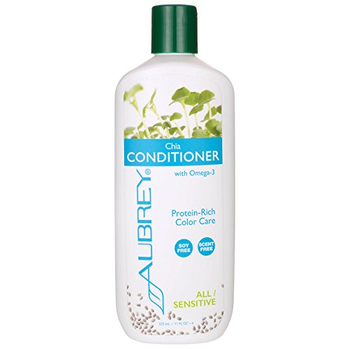 Chia Conditioner Aubrey Organics 11 oz Liquid -