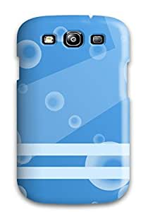 New Style 1728760K90306102 New Galaxy S3 Case Cover Casing(mega Man)