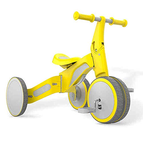 YUMEIGE Kids' Tricycles Kid's Tricycle Load Weight 20 Kg Toddler Trike for Children Over 18-36 Months Birthday Gift (Boy/Girl) Available from YUMEIGE