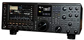 Kenwood TS-990S HF 50 Base Transceiver 200 Watt Equipped with Dual Receivers Kenwood Original