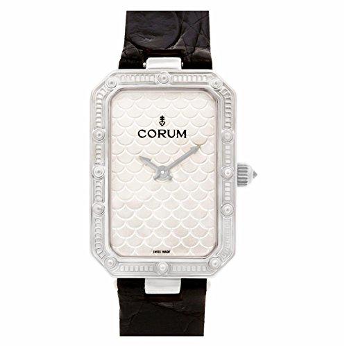 Corum 574825 quartz womens Watch 24 706 59 (Certified Pre-owned)