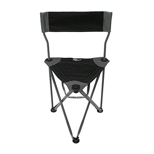 TravelChair Ultimate Slacker 2.0 Chair, Black