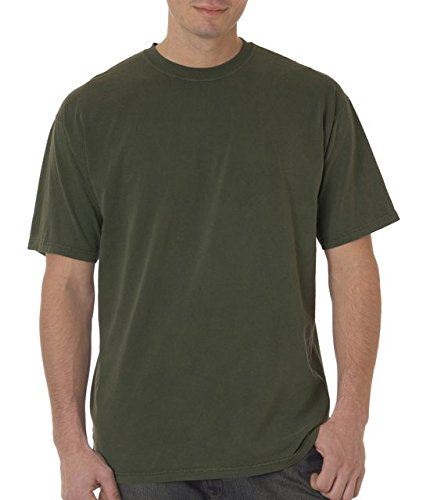 Adult heavyweight cotton classic t-shirt. (Hemp) (Heavyweight Hemp)