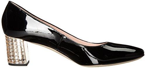 new kate Pump Danika spade Black Patent Women's york Too 5zRz4n6qTw